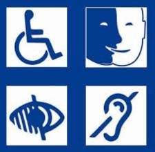 Cours de natation handicapés