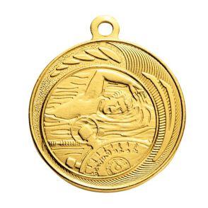 Médaille pour apprendre à nager à domicile cote d'azur