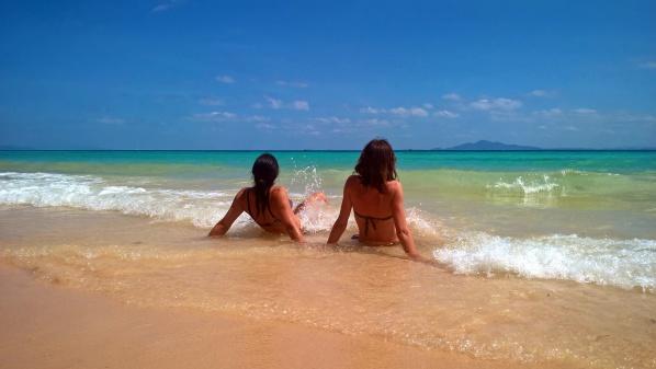 Découvrir plages sables blancs Thailande